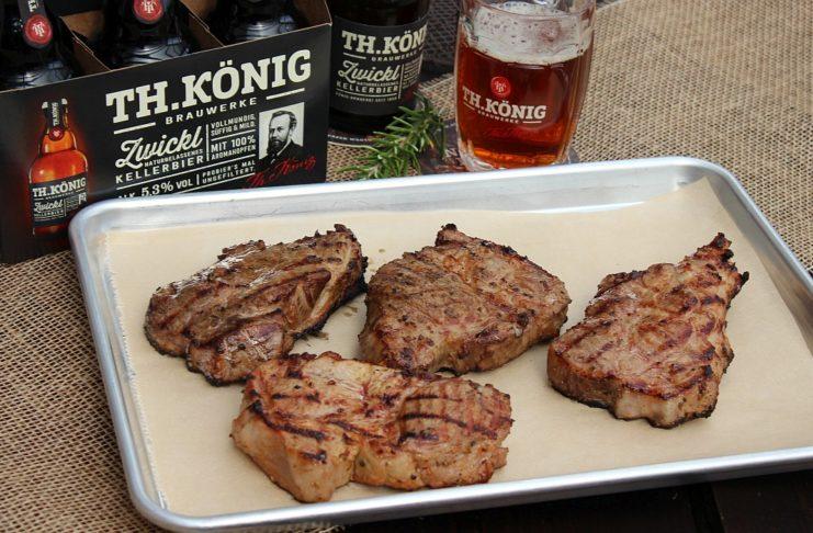 Biermarinade für Grillfleisch