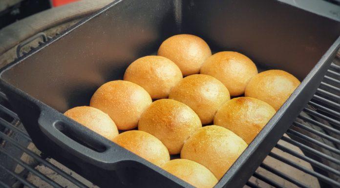 Mini-Hamburgerbrötchen