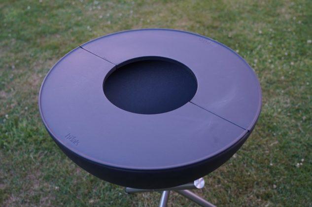 höfats bowl-Hoefats Bowl Feuerschale Grill Plancha 06 633x420-Höfats Bowl – multifunktionale Feuerschale, Grill und Plancha