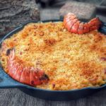 Käse-Makkaroni mit Languste lobster mac and cheese-Lobster Mac and Cheese 150x150-Lobster Mac and Cheese – Käse-Makkaroni mit Languste