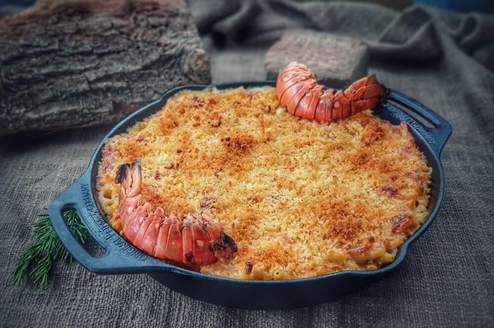 Lobster Mac and Cheese lobster mac and cheese-Lobster Mac and Cheese 06-Lobster Mac and Cheese – Käse-Makkaroni mit Languste