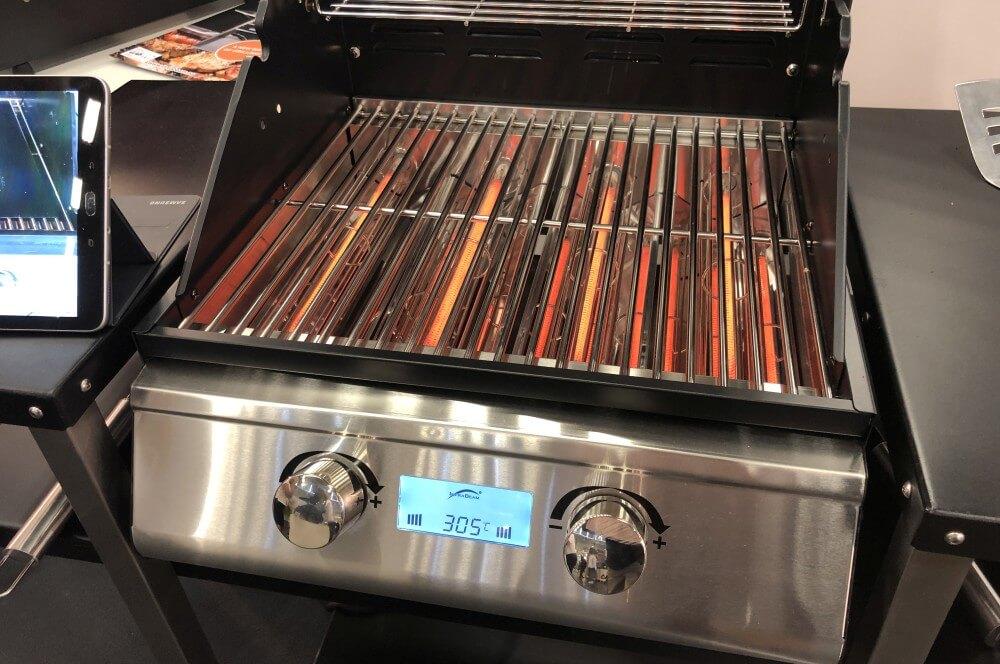 Grill-Neuheiten 2020: Infrabeam Infrarot-Grill grill-neuheiten 2020-Grill Neuheiten 2020 20 Spoga 2019 Infrabeam-Grill-Neuheiten 2020 – Die heißesten Grilltrends der Spoga