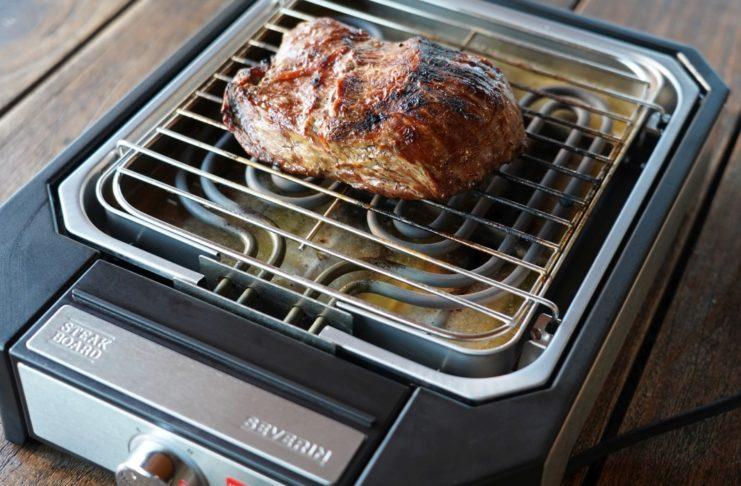 Elektro Steakgrill