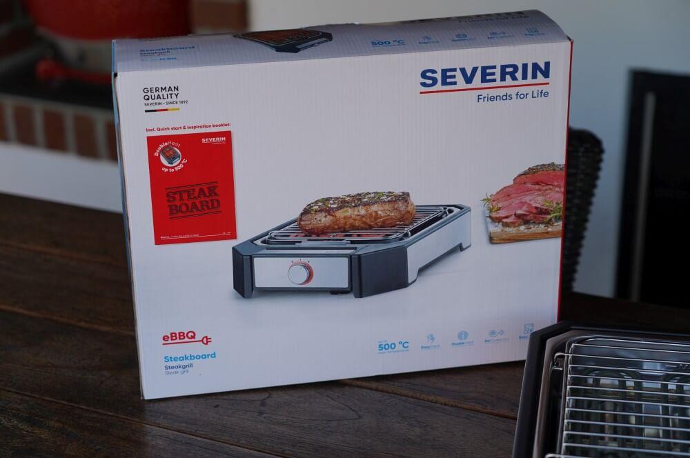 Das Severin Steakboard im BBQPit-Test severin steakboard-Severin Steak Board Test 01-Severin Steakboard im Test – Schafft der Steakgrill wirklich 500°C?
