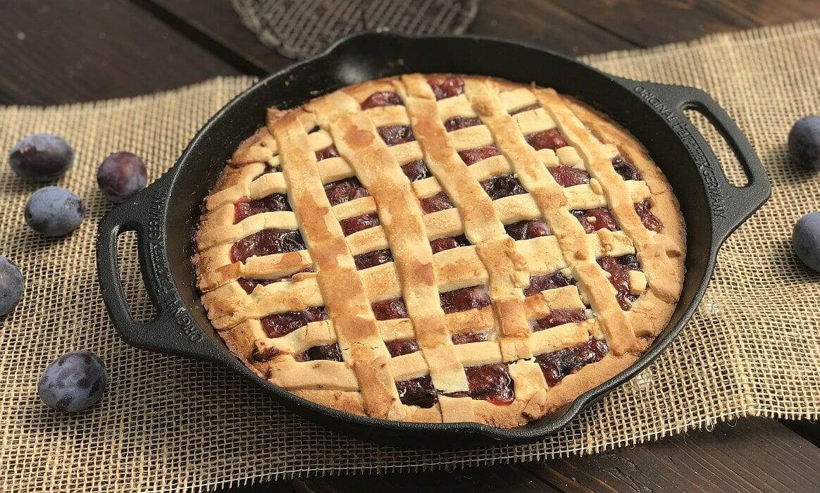 Zwetschgenkuchen -Zwetschgenkuchen Rezept-