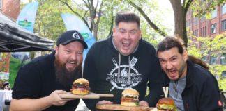 Kerrygold Cheddar Burger Challenge 2019