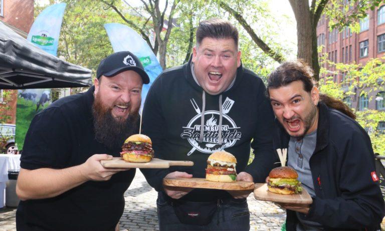 Kerrygold Cheddar Burger Challenge 2019 – Das Finale