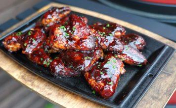 Cherry Chicken Wings [object object]-Cherry Chicken Wings 356x220-BBQPit.de das Grill- und BBQ-Magazin – Grillblog & Grillrezepte –