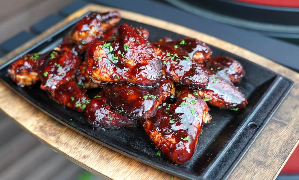 Cherry Chicken Wings -Cherry Chicken Wings-