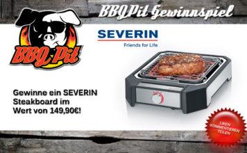 Gewinne ein SEVERIN Steakboard memyself bbqpit-Severin Gewinnspiel Steakboard 356x220-Über BBQPit