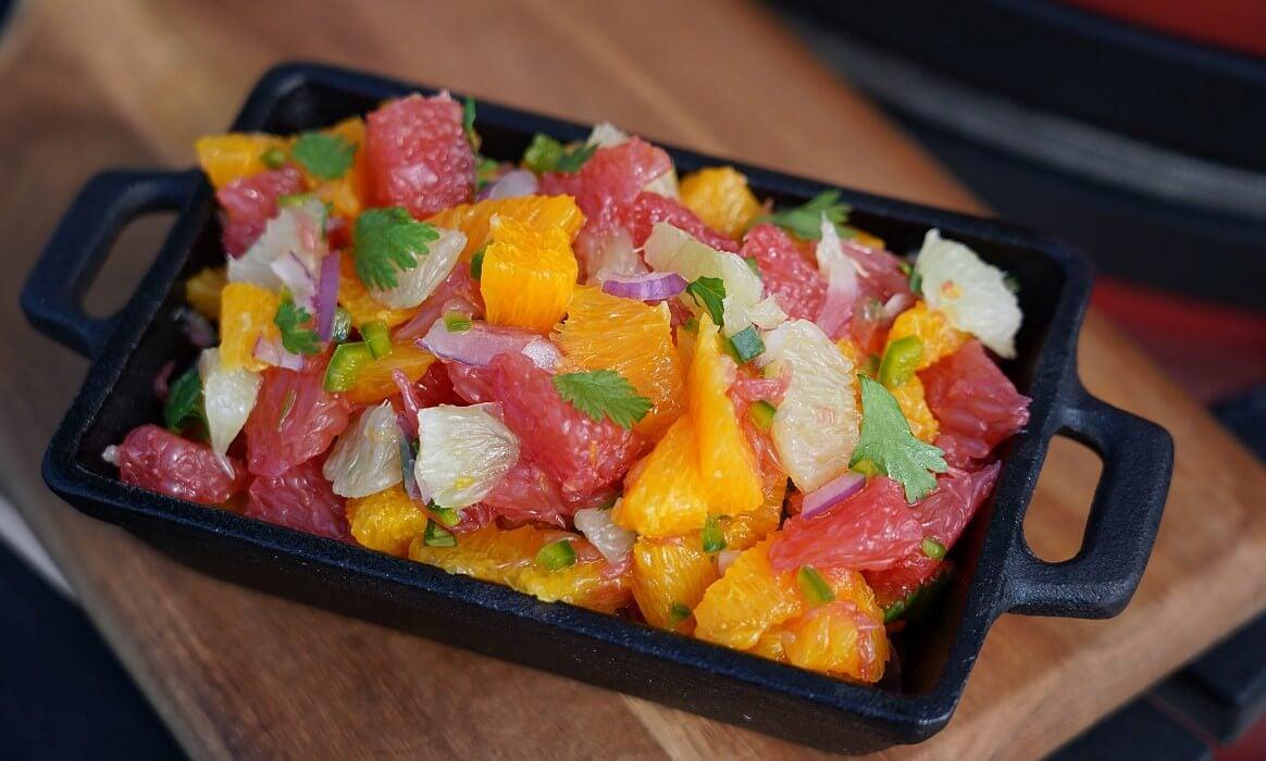 Citrus-Salsa -Zitrus Salsa-