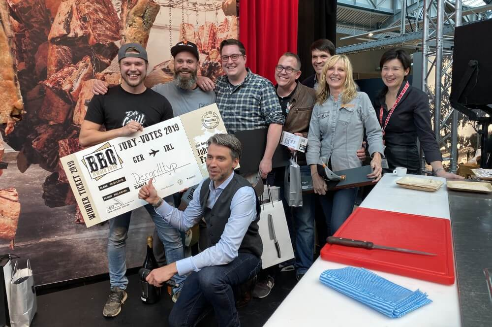 Die Finalisten und die Jury des BBQ-Awards 2019 albers excellence 2019-Albers Excellence 2019 09-Albers Excellence 2019 from farm to table
