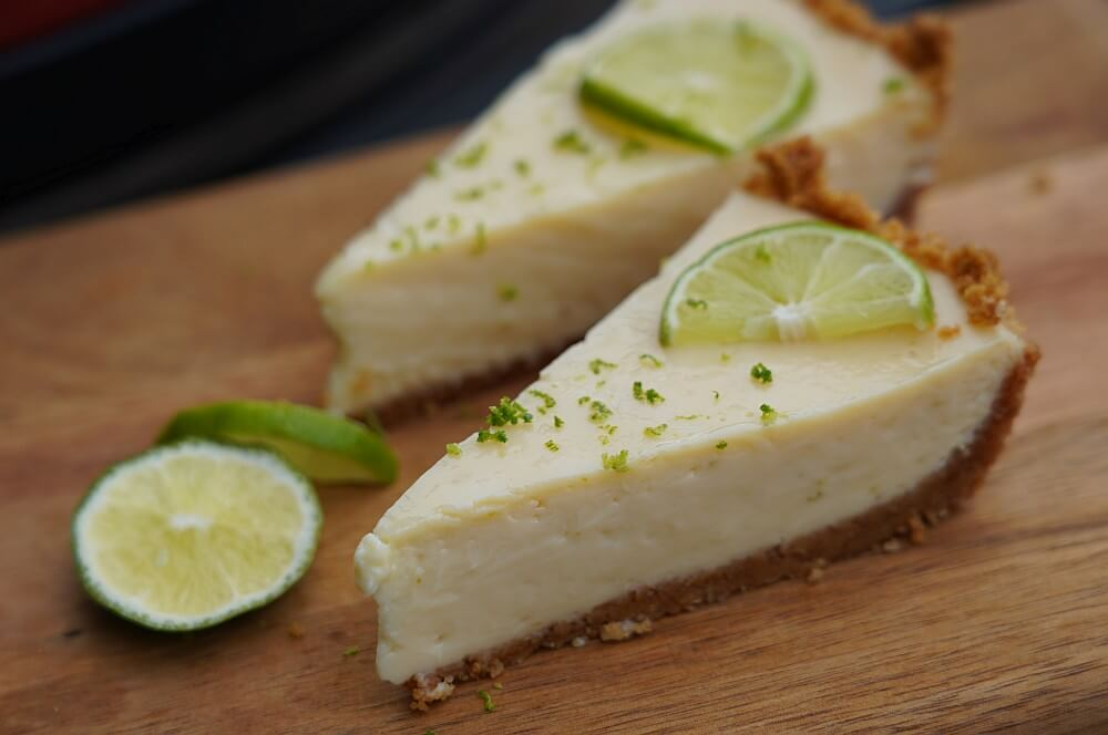 Key Lime Pie mit echten Key Limes key lime pie-Key Lime Pie 06-Key Lime Pie – Das Original-Rezept aus Florida