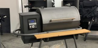 Moesta Pelletgrill