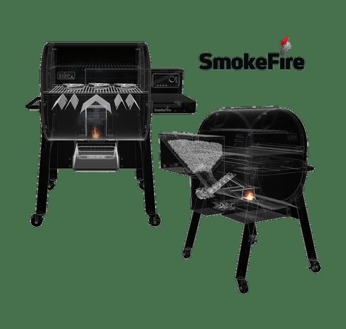 Weber SmokeFire Pelletgrill im Detail weber smokefire pelletgrill-Weber SmokeFire Pelletgrill-Weber SmokeFire Pelletgrill ab März 2020