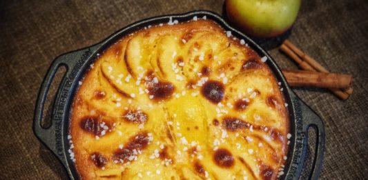 Apfelkuchen [object object]-Apfelkuchen mit Marzipanguss 533x261-BBQPit.de das Grill- und BBQ-Magazin – Grillblog & Grillrezepte –