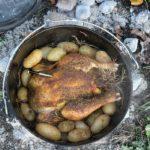 Heu-Hähnchen hähnchen im heu-Haehnchen im Heu Dutch Oven 150x150-Hähnchen im Heu aus dem Dutch Oven