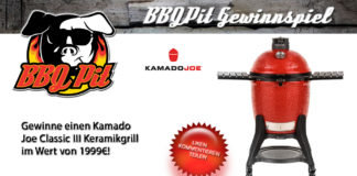 Kamado Joe Gewinnspiel