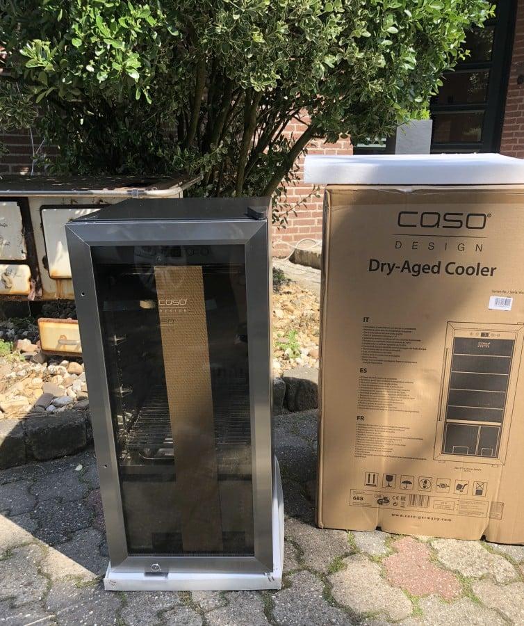 CASO Dry-Aged Cooler caso dry-aged cooler-CASO Dry Aged Cooler Reifeschrank 01-CASO Dry-Aged Cooler – Der Reifeschrank im Test