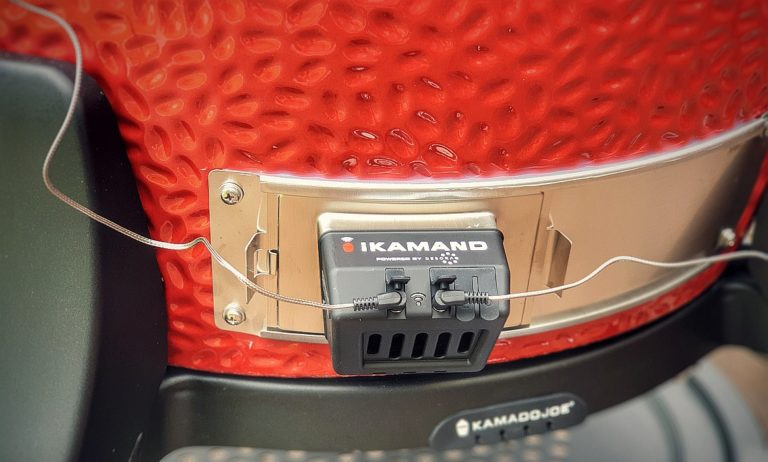 iKamand Temperatursteuerung für Kamado Joe Keramikgrills