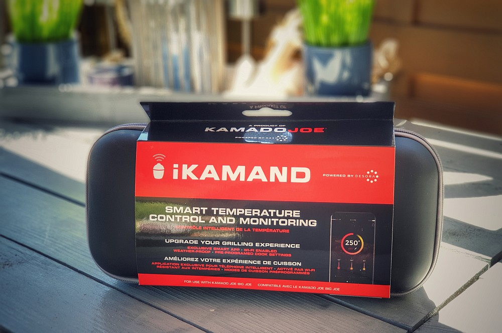 iKamand Temperatursteuerung ikamand-iKamand Temperatursteuerung Kamado Joe 01-iKamand Temperatursteuerung für Kamado Joe Keramikgrills