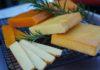 Geräucherten Käse selber machen