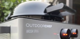 Outdoorchef Arosa 570 G Steel