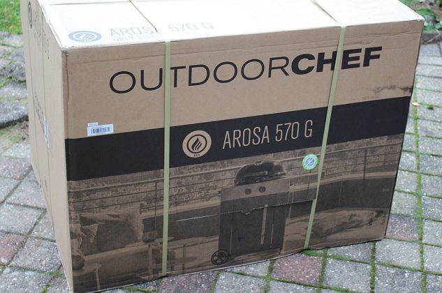 outdoorchef arosa 570 g grey steel-Outdoorchef Arosa 570 G Steel 01 633x420-Outdoorchef Arosa 570 G Grey Steel – Perfektion des Gas-Kugelgrills