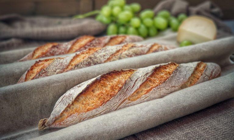 Baguette backen – Französisches Baguette selber machen