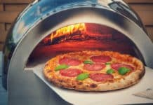 DeliVita Pizzaofen [object object]-DeliVita Holzbackofen 218x150-BBQPit.de das Grill- und BBQ-Magazin – Grillblog & Grillrezepte –