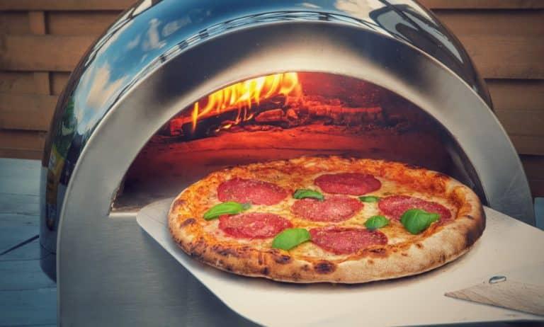 DELIVITA Holzbackofen – Mehr als nur ein Pizzaofen