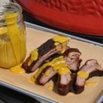 honig senf soße-Honig Senf Sosse Honey Mustard Sauce 01 150x150-Honig Senf Soße – Honey Mustard Sauce selber machen