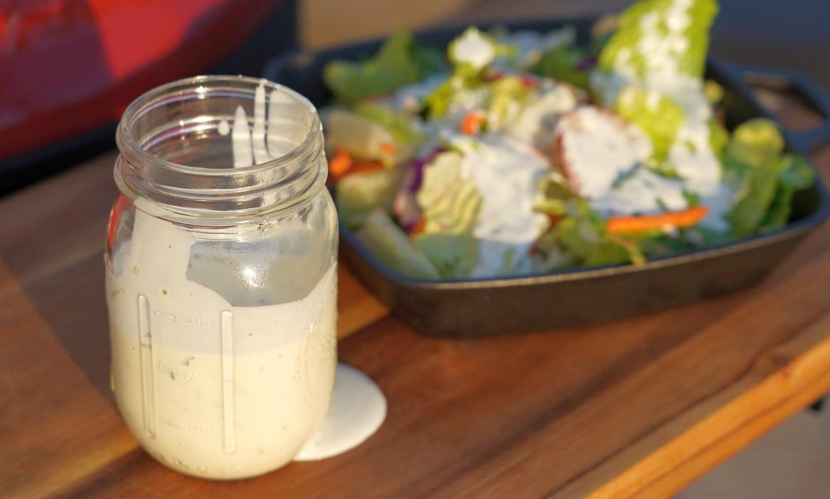 Ranch-Dressing ranch-dressing-Ranch Dressing-Ranch-Dressing – Rezept für die amerikanische Salatsauce