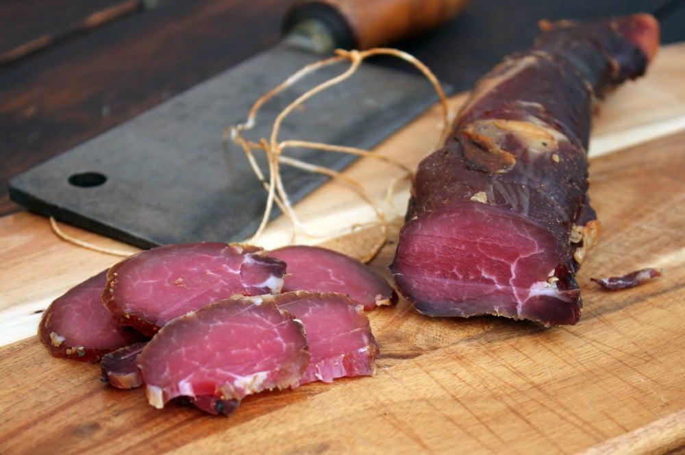Geräuchertes Schweinefilet geräuchertes schweinefilet-Geraeuchertes Schweinefilet 06-Geräuchertes Schweinefilet – Filetschinken kaltgeräuchert