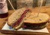 Marthas Stuttgart Pastrami-Sandwich