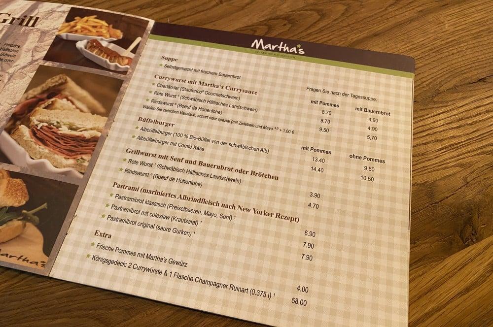 Marthas Speisekarte marthas stuttgart-Marthas Stuttgart Pastrami Sandwich 03-Marthas Stuttgart – Slow Food, Pastrami-Sandwich und mehr