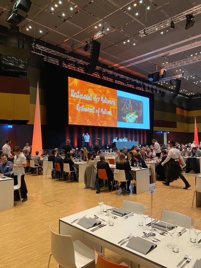 Das Restaurant of Nations olympiade der köche-Olympiade der Koeche IKA Culinary Olympics 03-Olympiade der Köche – IKA Culinary Olympics 2020 in Stuttgart