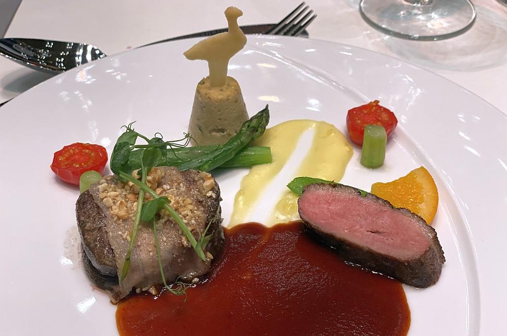Der Hauptgang des japanischen Teams olympiade der köche-Olympiade der Koeche IKA Culinary Olympics 06-Olympiade der Köche – IKA Culinary Olympics 2020 in Stuttgart