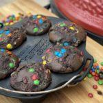 Schokoladen-Muffins schoko-muffins-Schoko Muffins Schokolinsen 150x150-Schoko-Muffins mit Schokolinsen