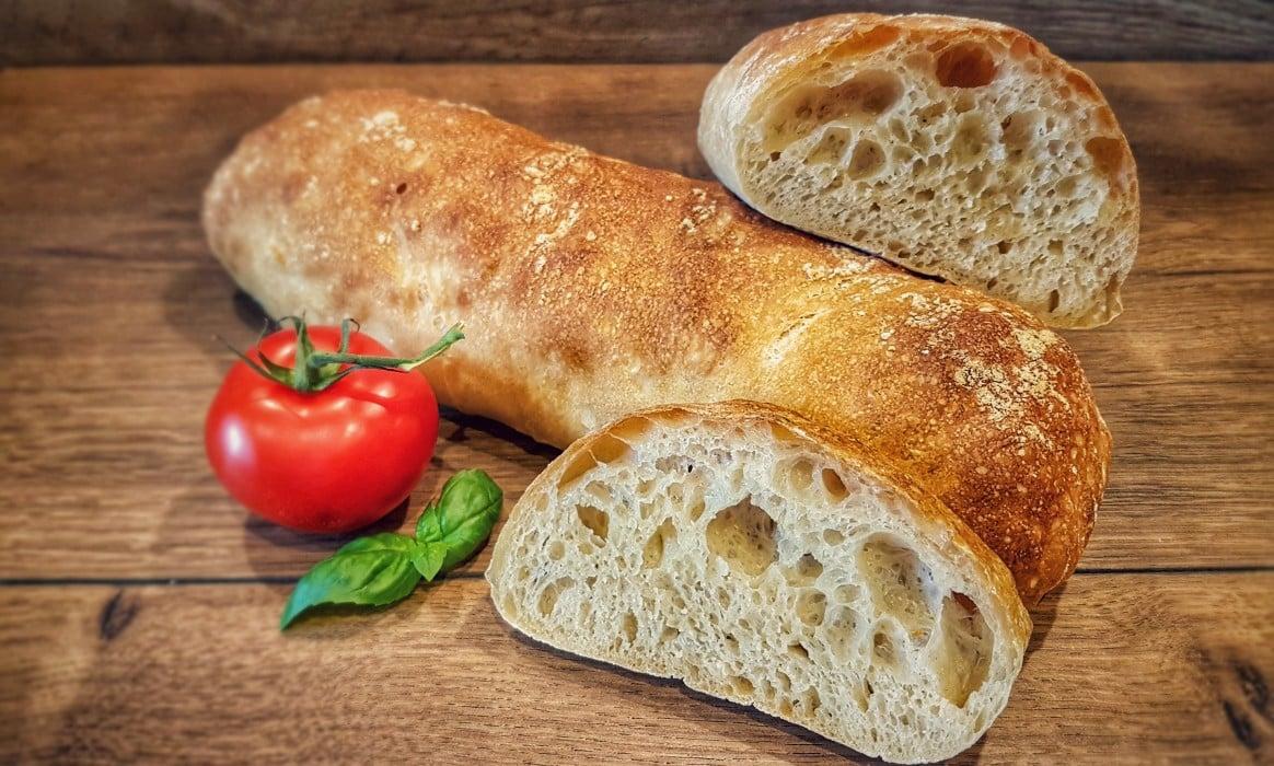 Ciabatta - Rezept für das italienische Weißbrot | BBQPit.de