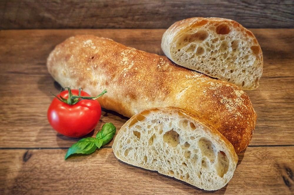 Ciabattabrote nach italienischem Vorbild ciabatta-Ciabatta 06-Ciabatta – Rezept für das italienische Weißbrot
