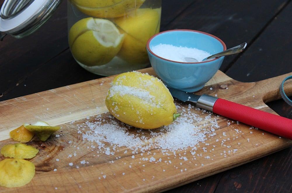 Eingelegte Salzzitronen salzzitronen-Salzzitronen 02-Salzzitronen – Eine Spezialität aus der marokkanischen Küche