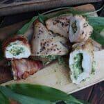 hähnchenbrust mit bärlauch- und käsefüllung-Haehnchenbrust Baerlauch Kaesefuellung 04 150x150-Hähnchenbrust mit Bärlauch- und Käsefüllung