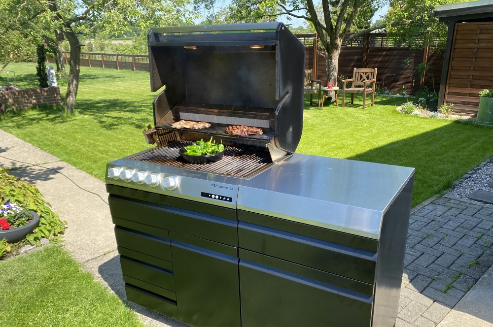 Otto Wilde G32 Connected Gasgrill otto wilde g32 connected gasgrill-Otto Wilde Gasgrill G32 Connected 18-Nur bis 30.09.: Otto Wilde Gasgrill G32 mit 15% Rabatt vorbestellen!