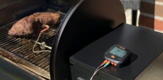 Inkbird IBBQ-4T WLAN-Thermometer im Test