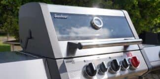 Enders Gasgrill Monroe Pro 3 SIK Turbo