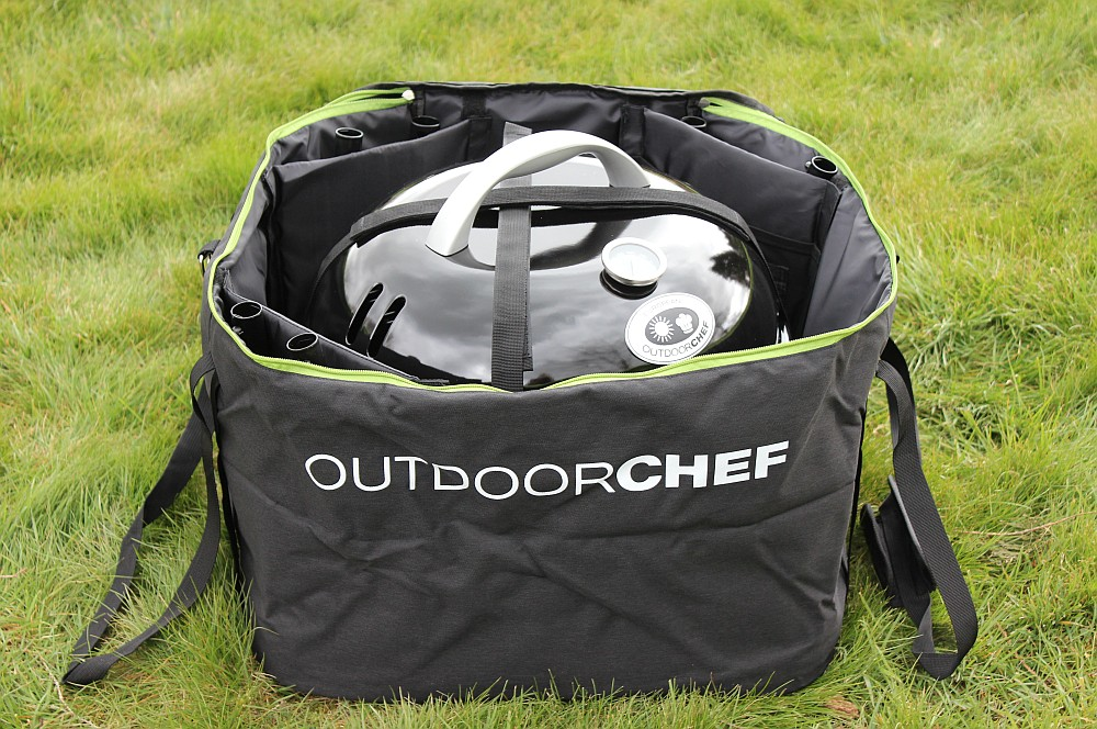 Outdoorchef Camping Bag 420 outdoorchef chelsea 420 g-Outdoorchef Chelsea 420G Caming Bag 10-Outdoorchef Chelsea 420 G mit Camping Bag – der mobile Gasgrill