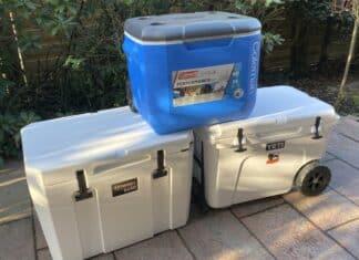 Kühlboxen-Vergleich