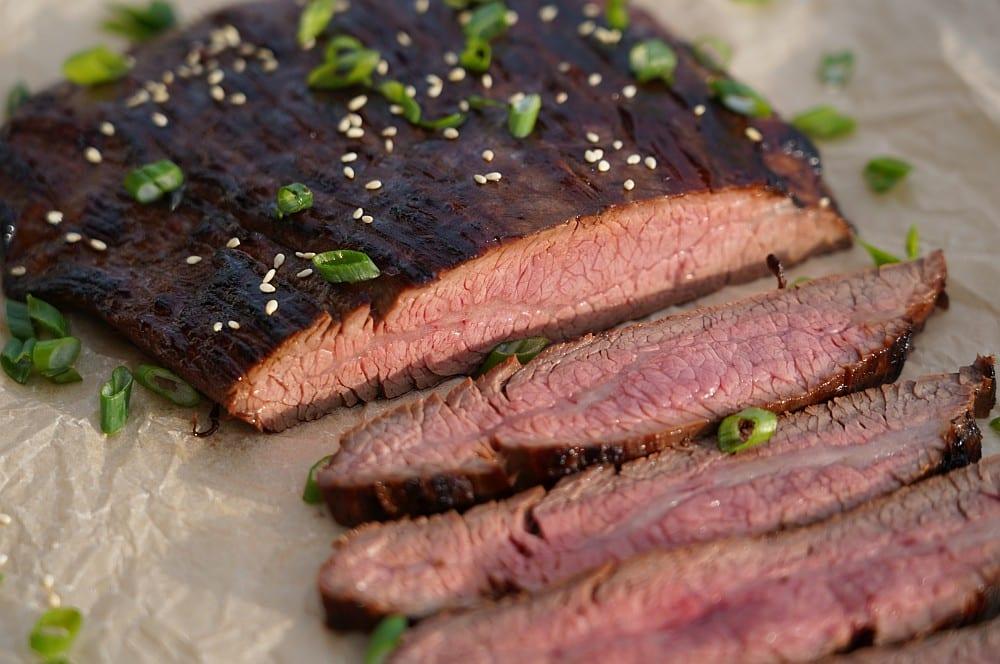 Asiatisch mariniertes Flank Steak asiatisch mariniertes flank steak-Asiatisch mariniertes Flank Steak 06-Asiatisch mariniertes Flank Steak