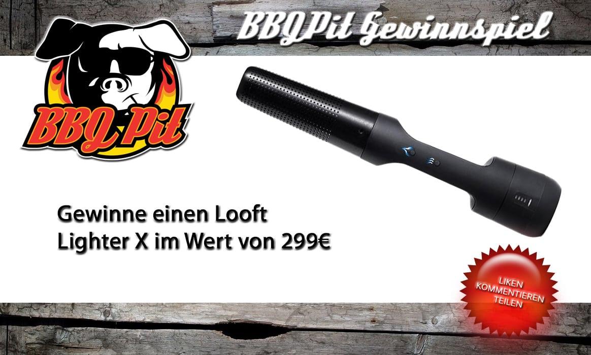 Gewinne einen Looft Lighter X